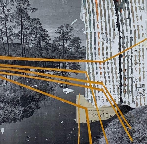 Grayton I Art | Julie Brown Art