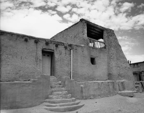 Native American Southwest Native BW2