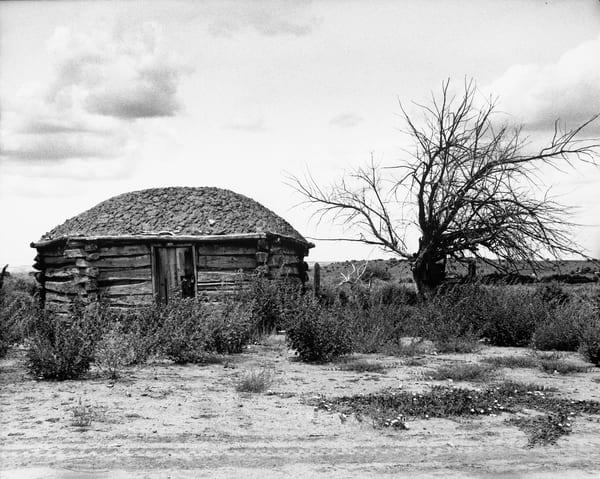 Native American Southwest Native BW7