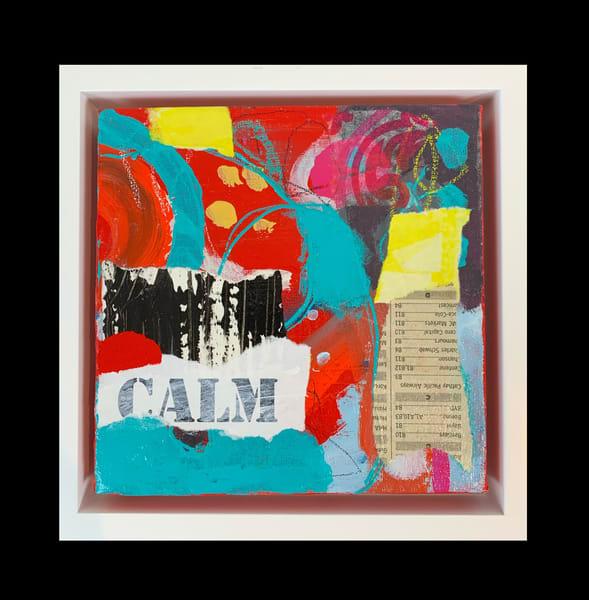 Calm Art | Julie Brown Art