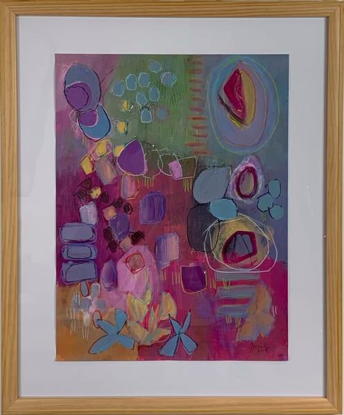 Wyld Flowers Art | Julie Brown Art
