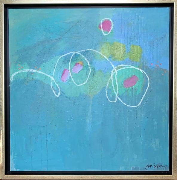 Follow The Bouncing Ball Art | Julie Brown Art