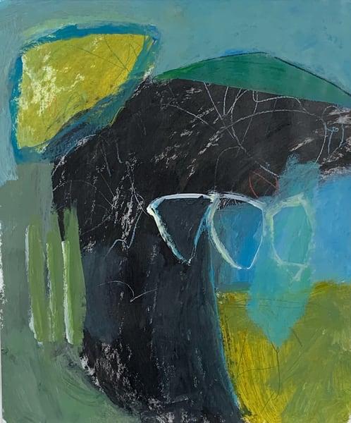 Conflicted Ii Art | Julie Brown Art