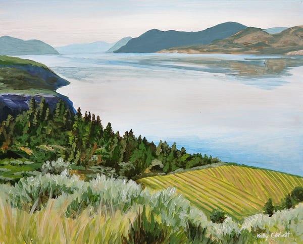 View from Naramata