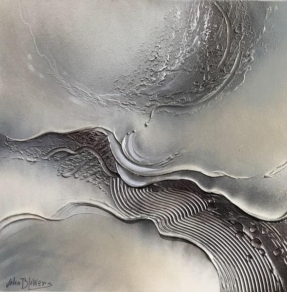 The Flow 1 Original Sold Art | John Blowers Art