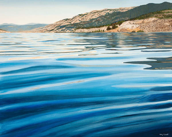 Okanagan Lake, Supine