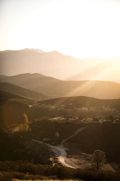 Sunset Winding Photography Art | Sydney Croasmun Photography