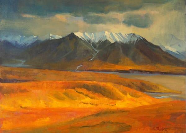 Tundra Gold Art | Studio Girard