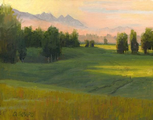 Morning Mist  Art | Studio Girard