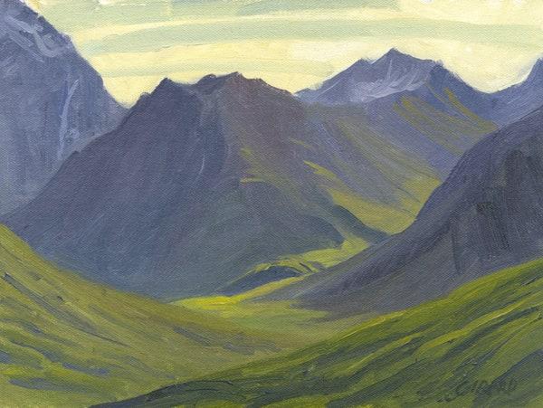 Morning Valley Art | Studio Girard