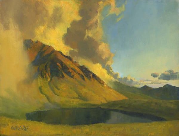 Mountain Light Art | Studio Girard