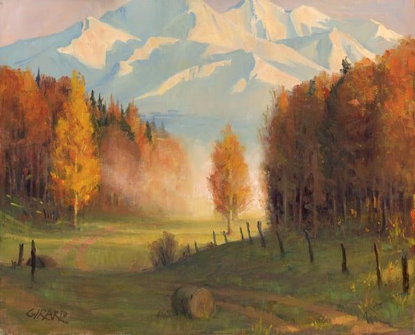 Path Through The Mist  Art | Studio Girard