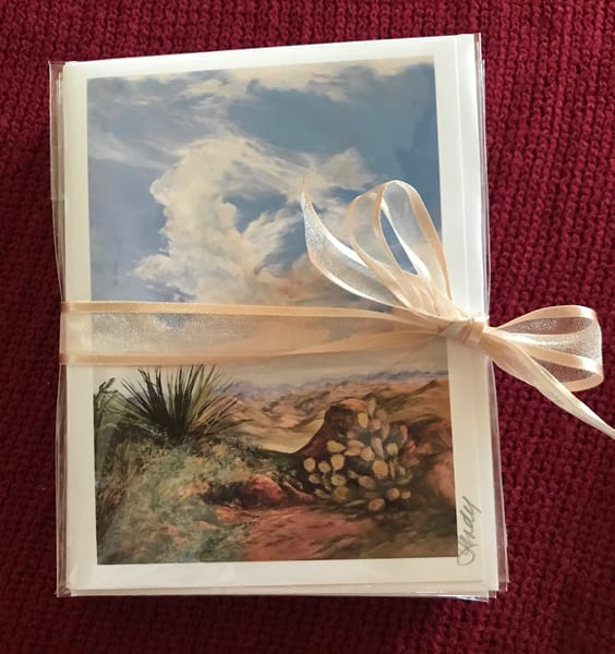 Lindy Cook Severns Art | Curate 10 Single Notecards