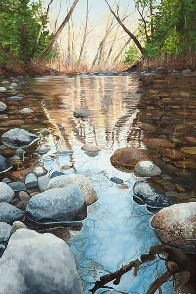 Holland Creek, Ladysmith, BC