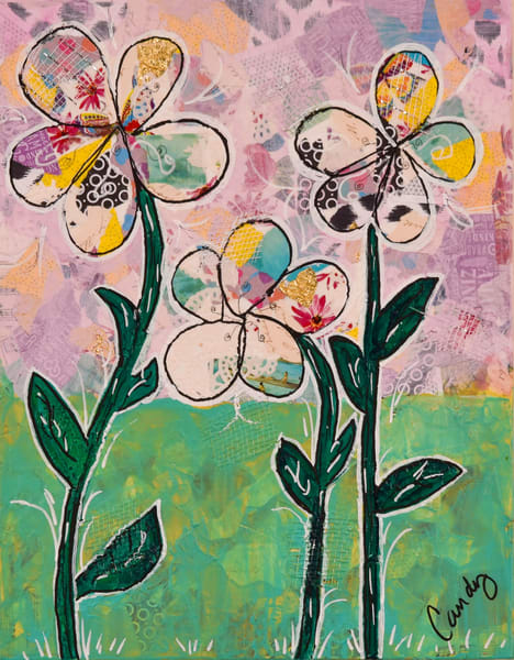 Flower Power Art | Candy Country