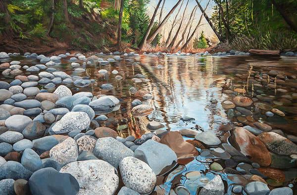 Holland Creek in Ladysmith, BC.
