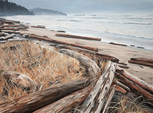 Elysium, west coast limited edition fine art print