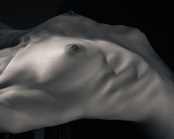 Arched Torso Photography Art | Dan Katz, Inc.