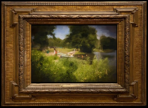 Illinois Lagoon, Limited Edition, Ben Fink, Art Prints,
