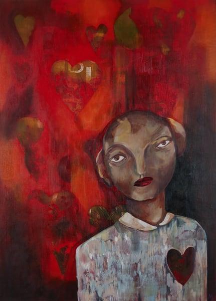 Valentine Art   Mina Vancardo