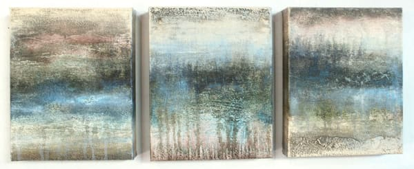 Misty Lake Series  (Originals) Art | Laurie Fields Studio