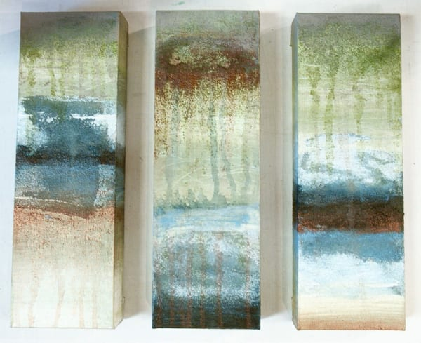 Sand Storm Series  (Originals) Art | Laurie Fields Studio