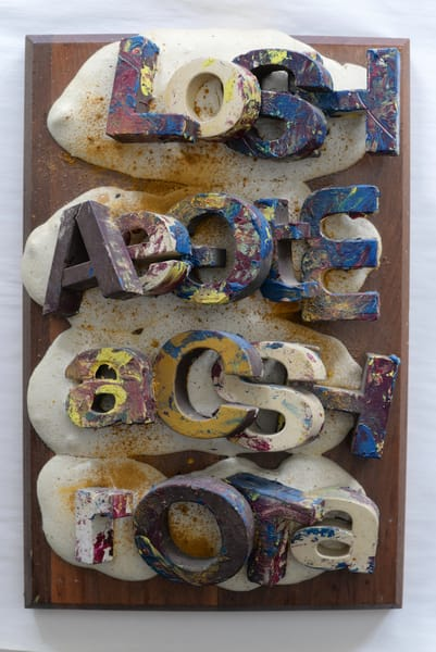 # 7.  'alphabet Cookies' Art | Cera Arts