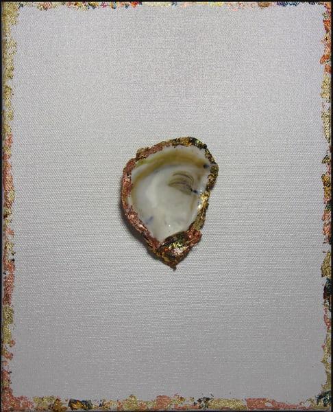 Oyster White Art | Romanova Art