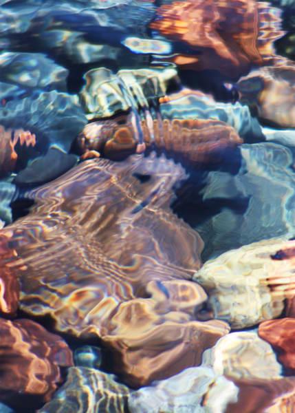 Rock Patterns Rocks Underwater Series