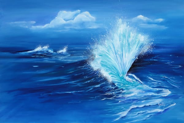 Ocean Ballet Art | Hackley Fine Art