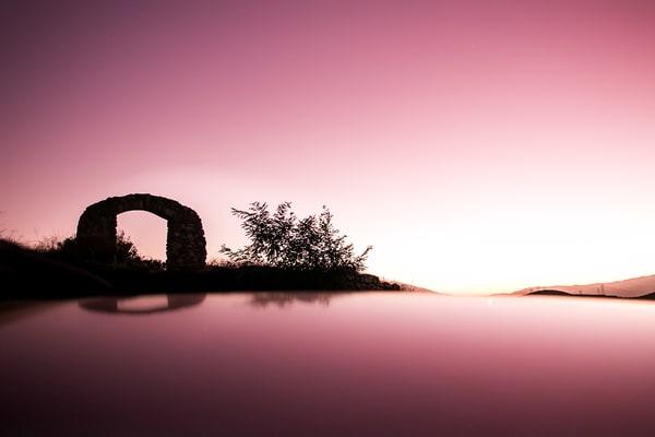 Sunset At The Tumble Inn Photography Art | Sydney Croasmun Photography