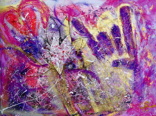 Rock Your Lotus Art | Chuck Redick Art