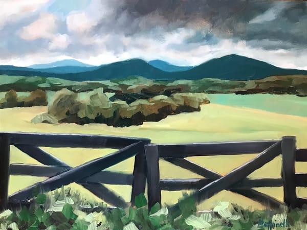 Blue Ridge Mountains   Original Art | Bottinelli Fine Art