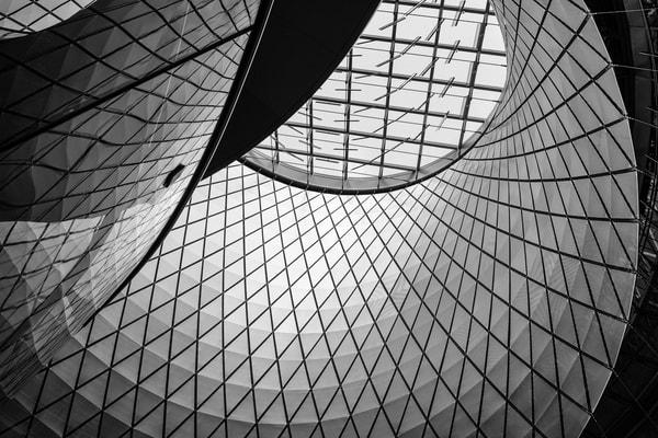 Fulton Center Oculus Photography Art | Ed Lefkowicz Photography