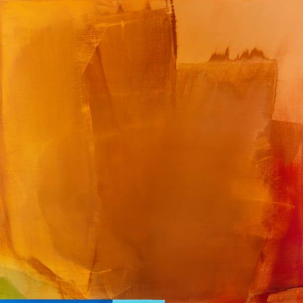 Reclaiming Orange Art | Ingrid Matthews Art