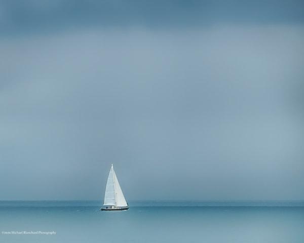 Sailing Single Handed Art | Michael Blanchard Inspirational Photography - Crossroads Gallery