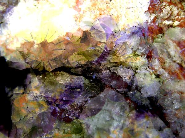 Momma's Flowers, Papa's Rocks 1