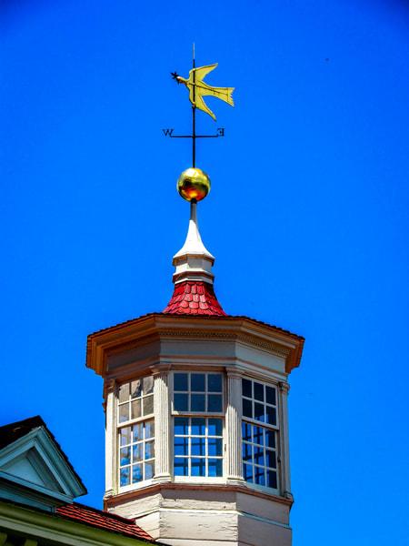 Cupola At Mount Vernon Art | Art a la Carte Gallery