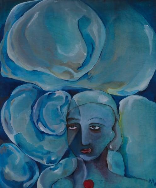 Too Much Art | Mina Vancardo