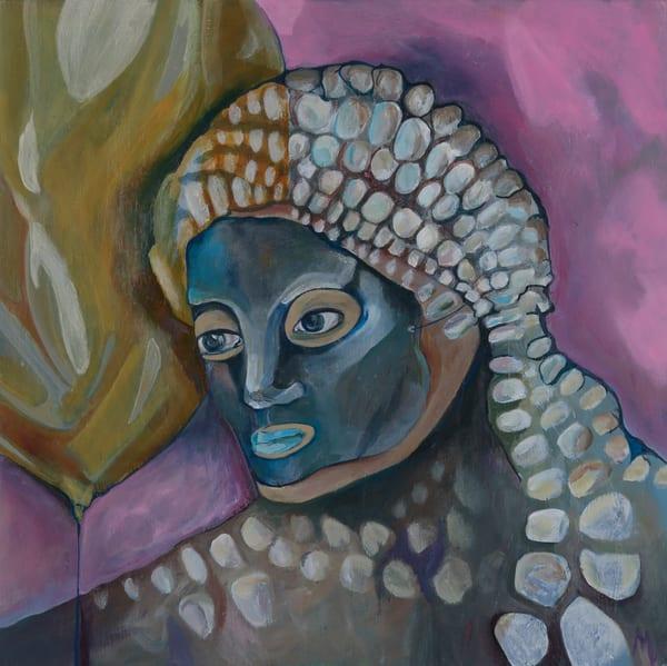Bubblegum Armadillo Art | Mina Vancardo