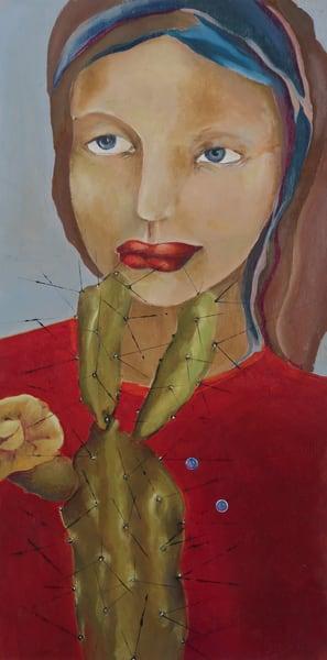 Ouch. Art | Mina Vancardo