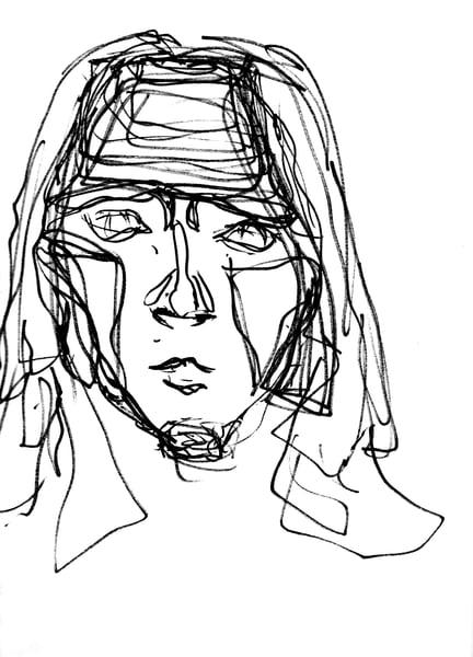 blind face