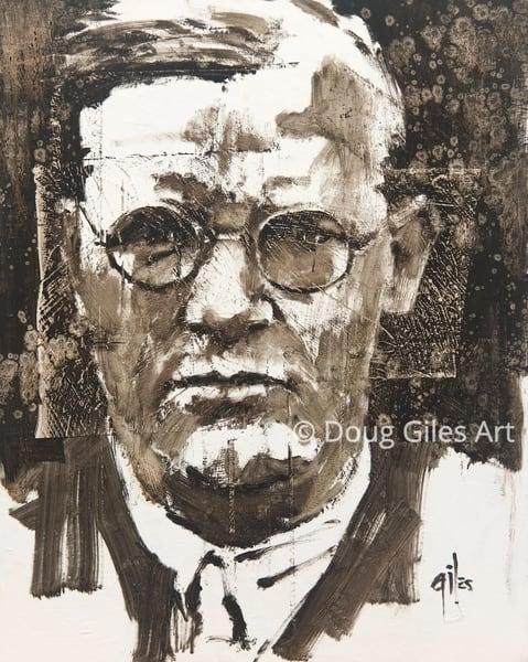 Bonhoeffer Art | Doug Giles Art, LLC