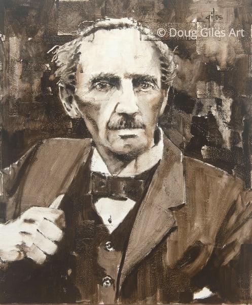 Ct Studd #2 Art | Doug Giles Art, LLC