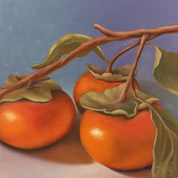 Low Hanging Fruit Art | Gema Lopez Fine Arts