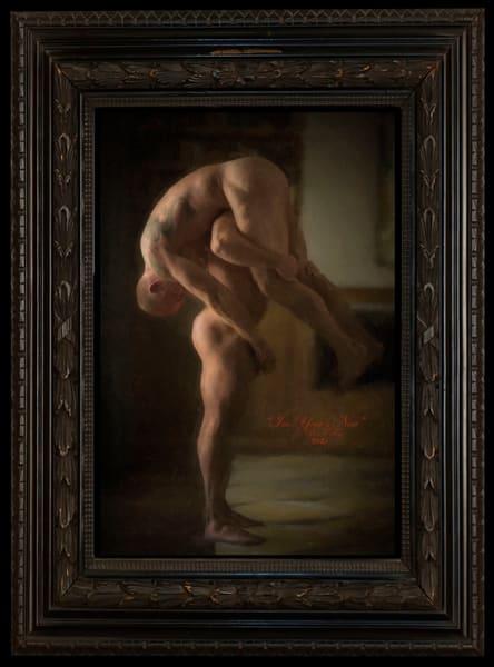 I'm Your's Now Limited Edition Encaustic, Ben Fink, Art Prints,