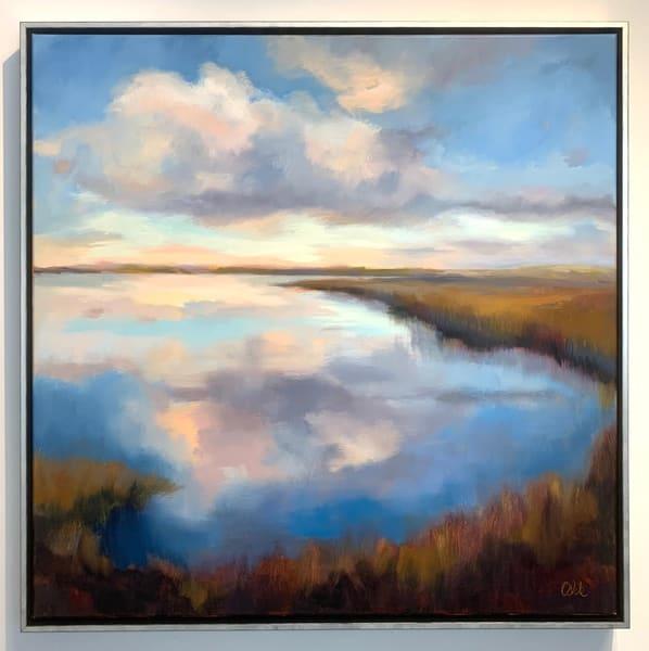 """Quiet Reflection"" Art | Odile Fine Art"