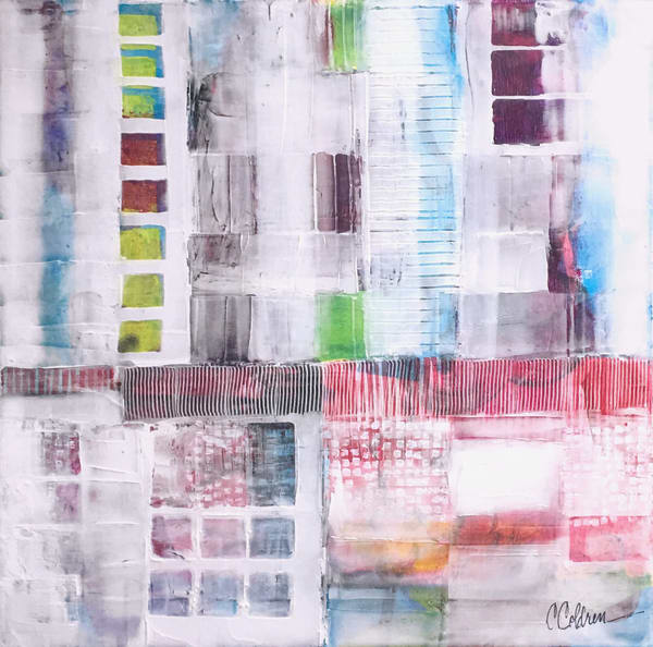 Diversity - Original Abstract Painting | Cynthia Coldren Fine Art