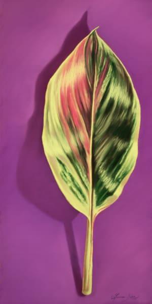 Single Leaf Art | Gema Lopez Fine Arts