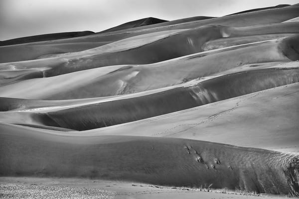 Patterns In The Sand Photography Art | Nicholas Jensen Photography